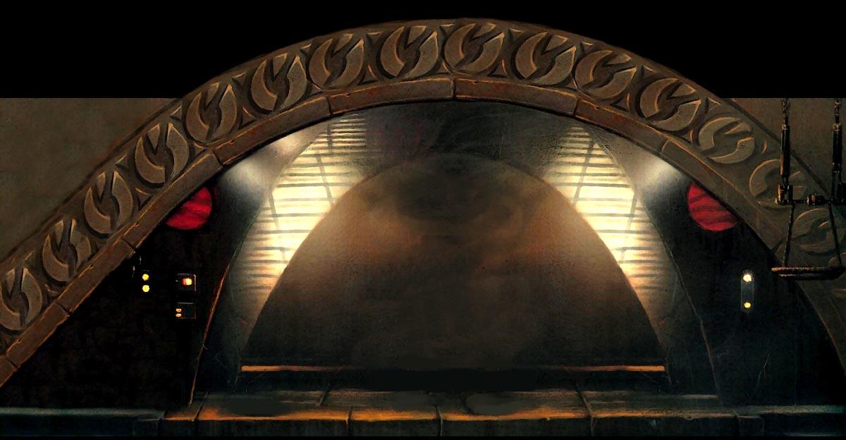 fonds pour palais de Jabba JP01b