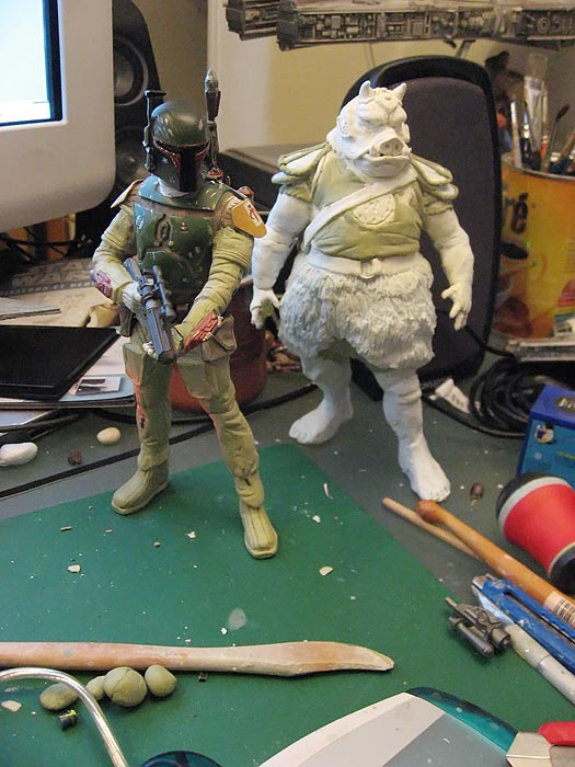 Jabba GG extention pack : Boba Fett 02