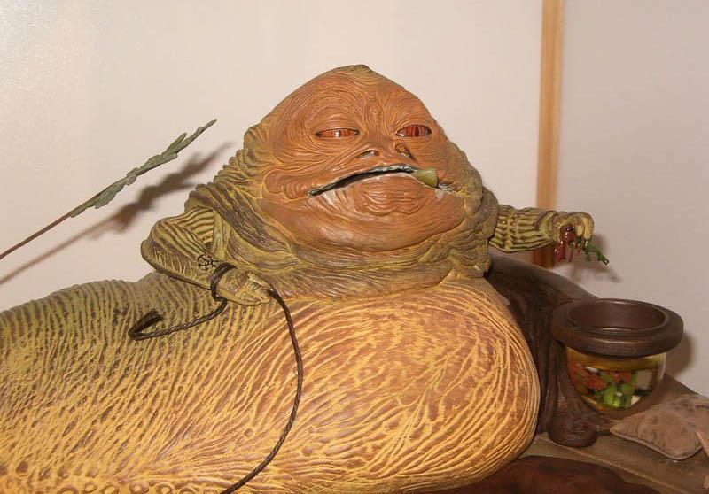 Jabba GG repeint... 08