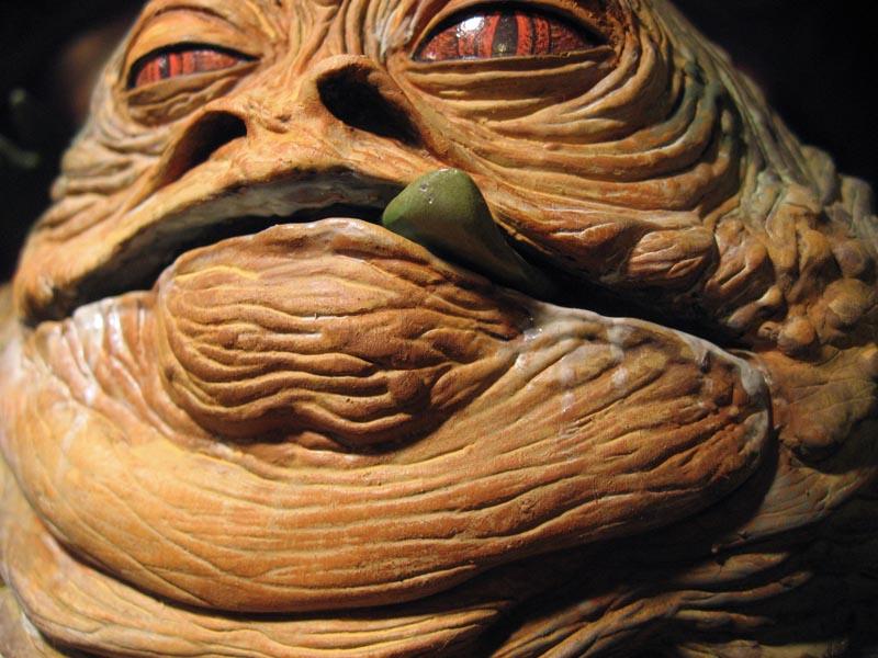 Jabba GG repeint... 02