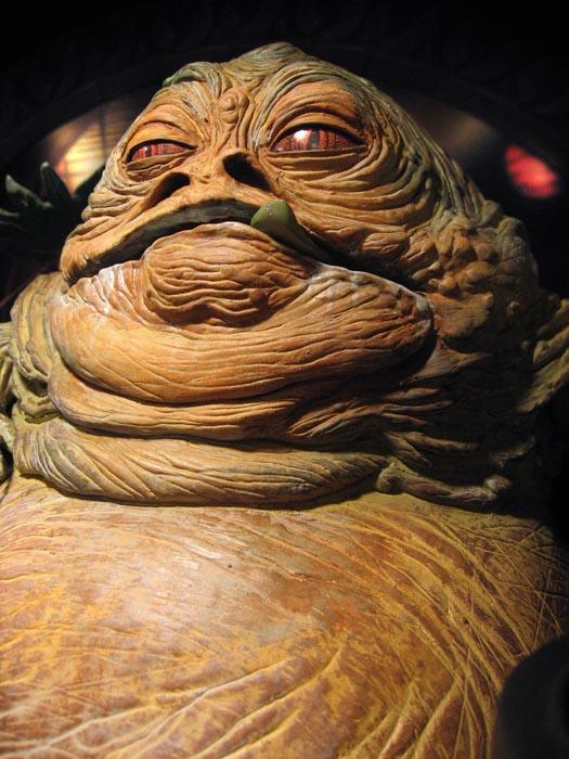 Jabba GG repeint... 03
