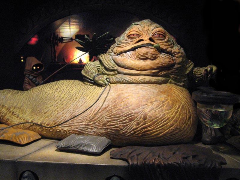Jabba GG repeint... 05