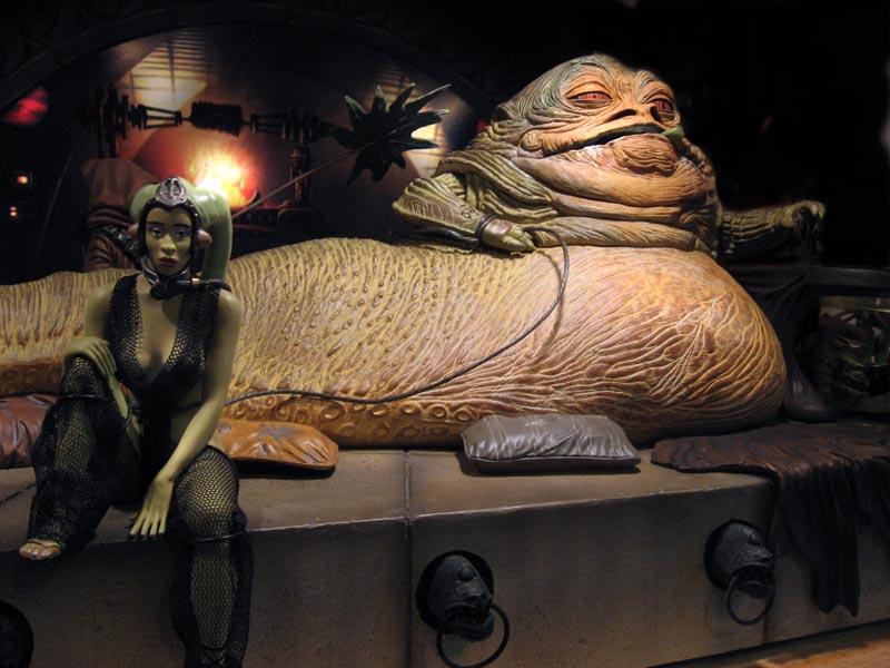 Jabba GG repeint... 09
