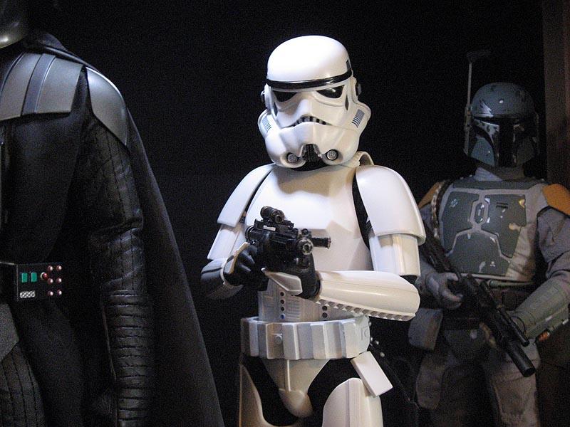 Stormtrooper 12 inch 07
